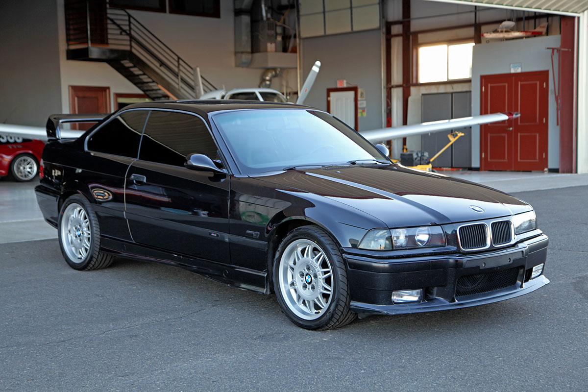 ... 1995 BMW (E36) M3 Coupe ...