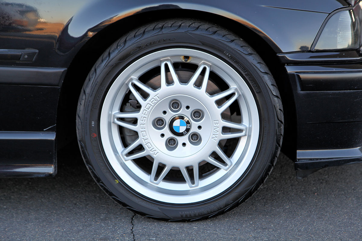 1995 BMW (E36) M3 Coupe