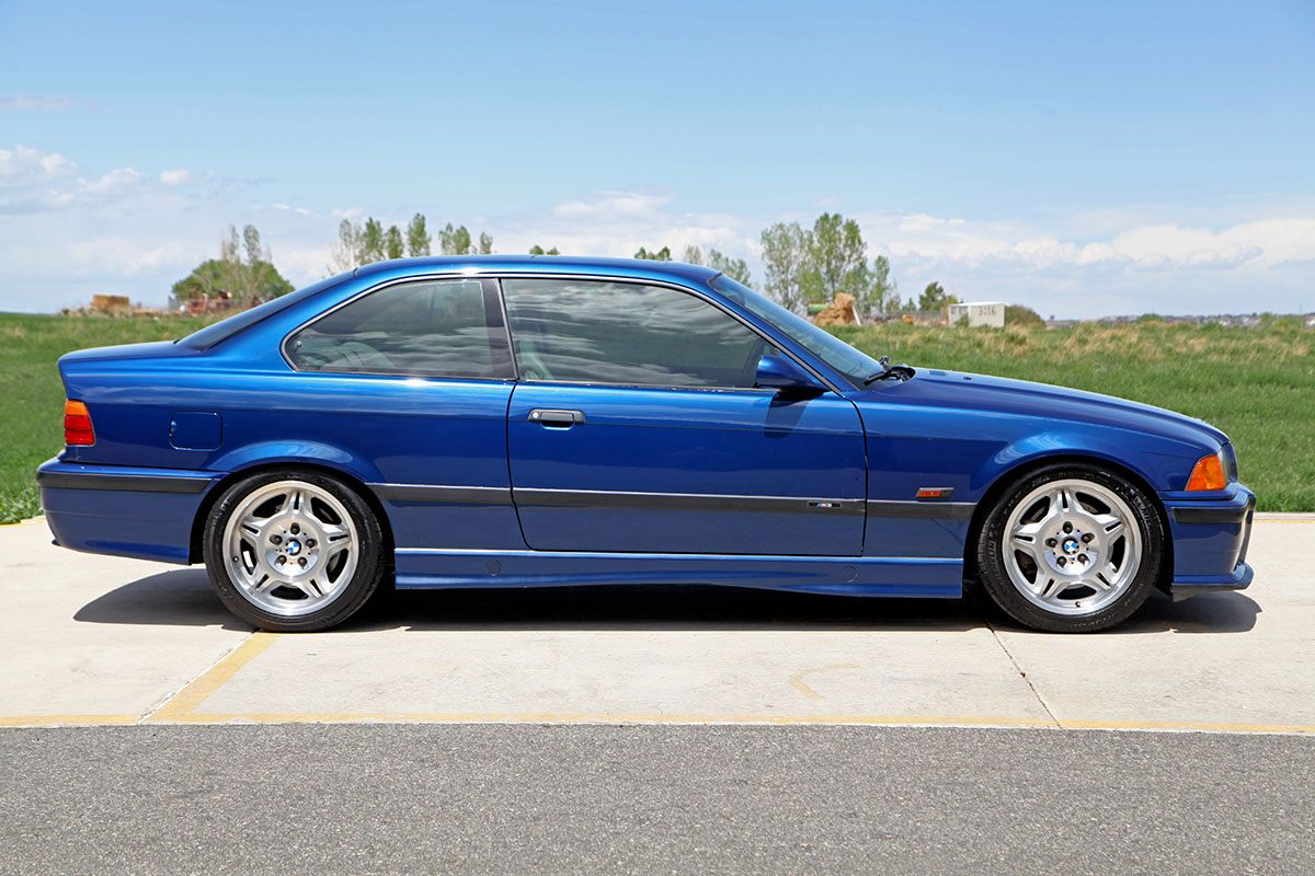 1995 Bmw E36 M3 Coupe Glen Shelly Auto Brokers
