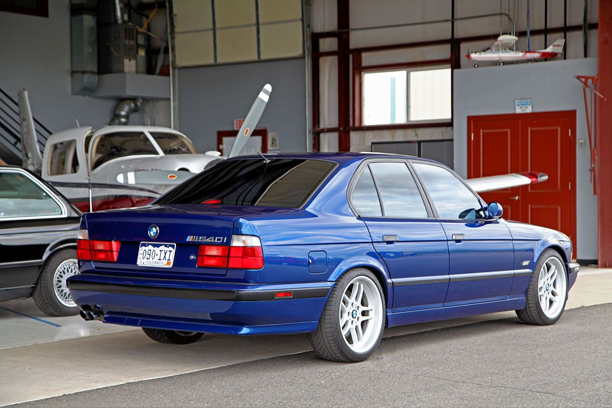 1995 BMW Canadian Market (E34) M540i | Glen Shelly Auto ...
