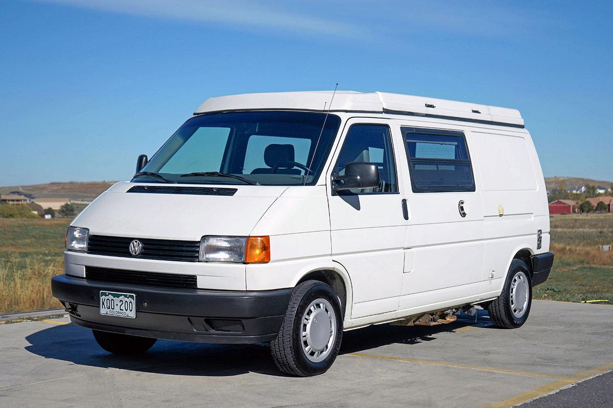 1995 Volkswagen Eurovan Camper | Glen Shelly Auto Brokers — Denver, Colorado