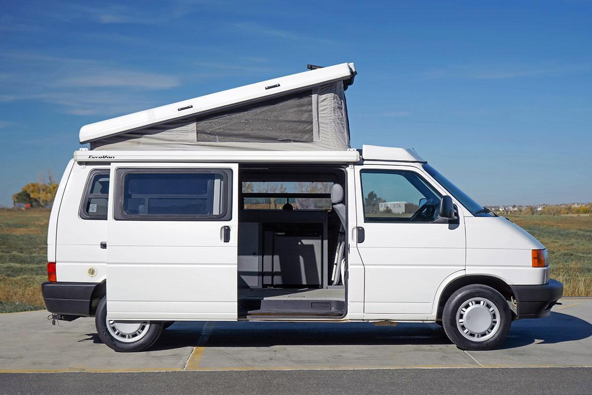 volkswagen eurovan camper glen shelly auto brokers denver colorado