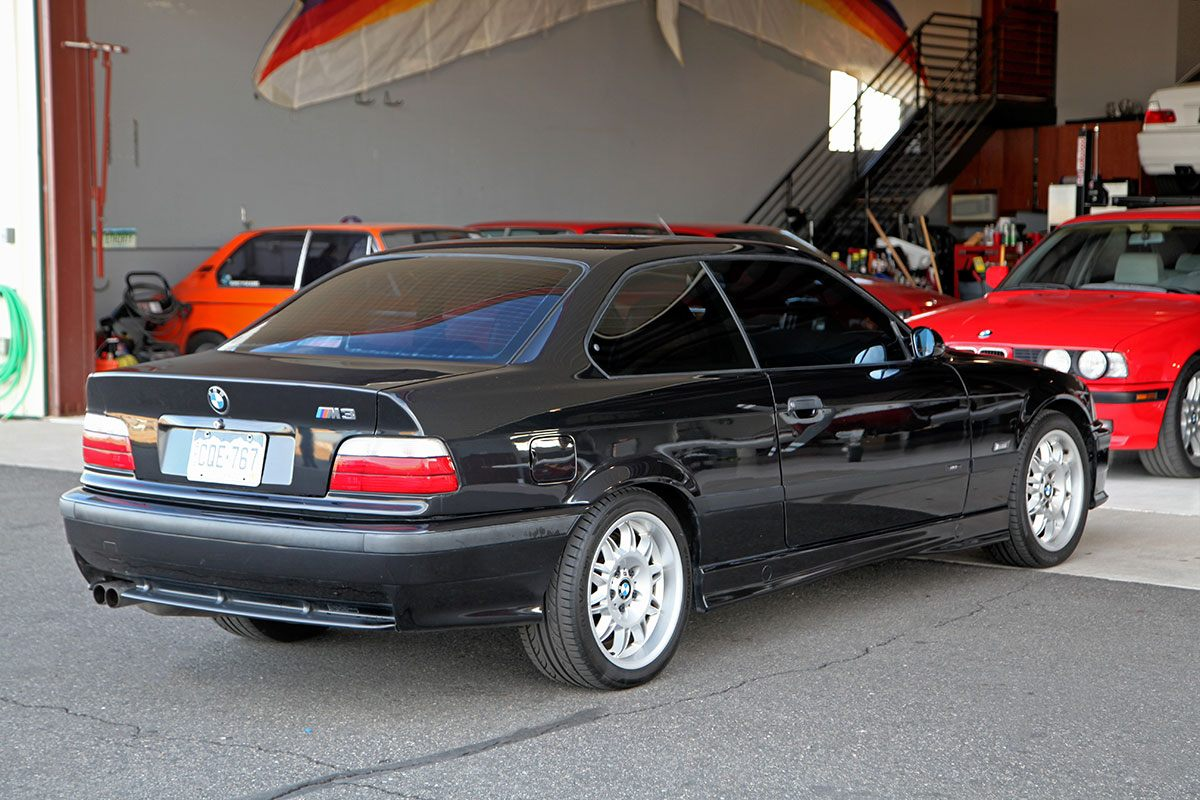 1996 BMW (E36) M3 Coupe