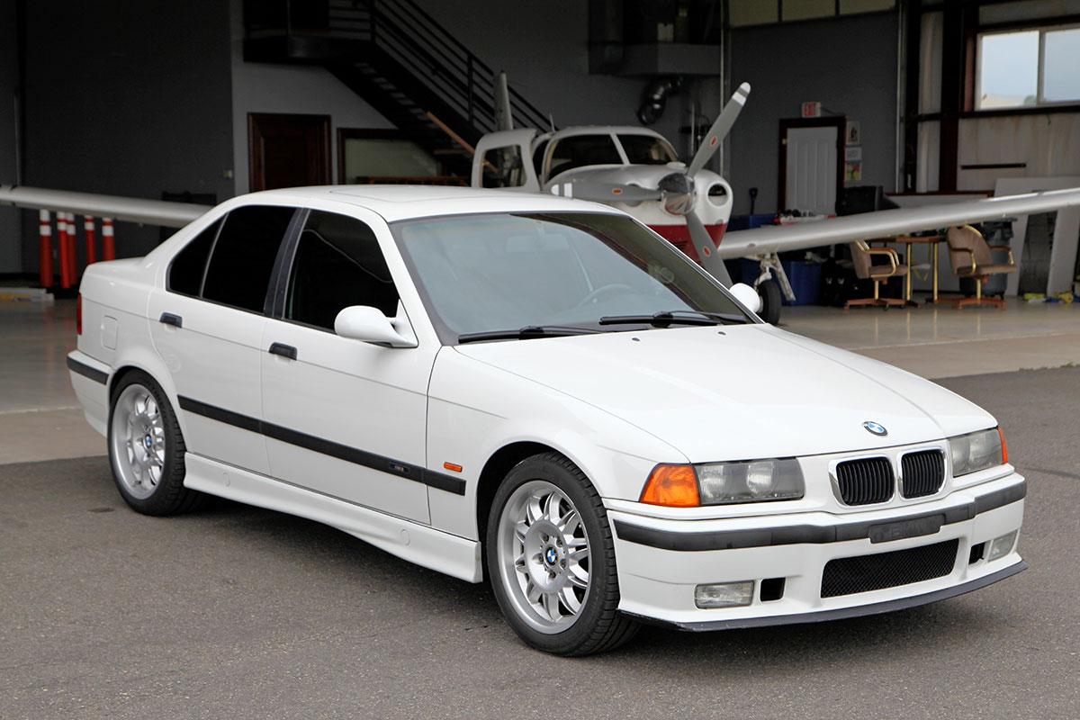 1997 bmw m3 sedan m3 4 5 glen shelly auto brokers denver colorado. Black Bedroom Furniture Sets. Home Design Ideas
