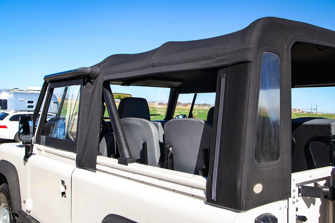 1997 LRC Customs LS3-Powered Land Rover LAS Defender 90
