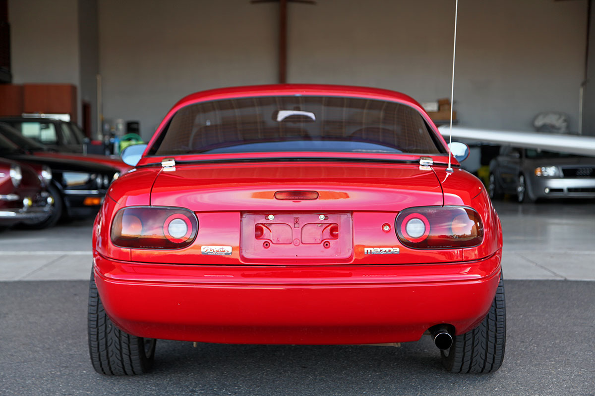 1997 (NA- First Gen) Mazda MX5 Miata