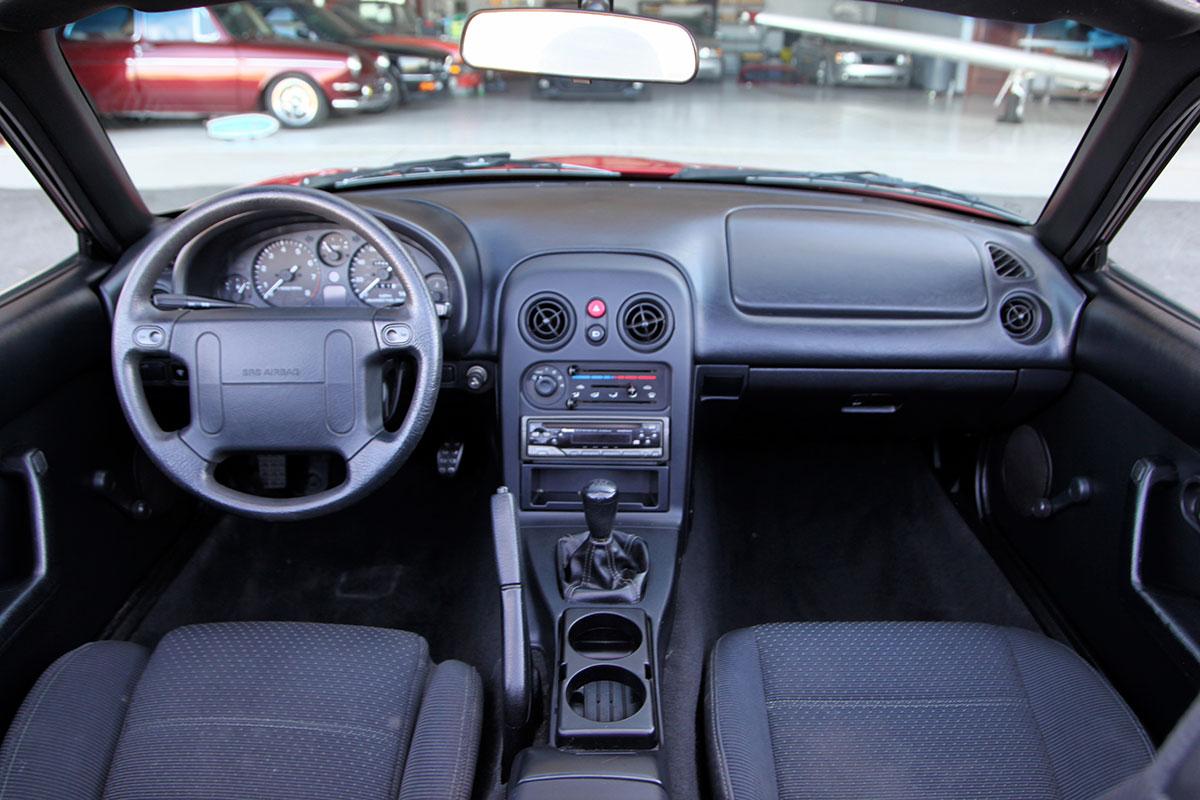 ... 1997 (NA  First Gen) Mazda MX5 Miata ...