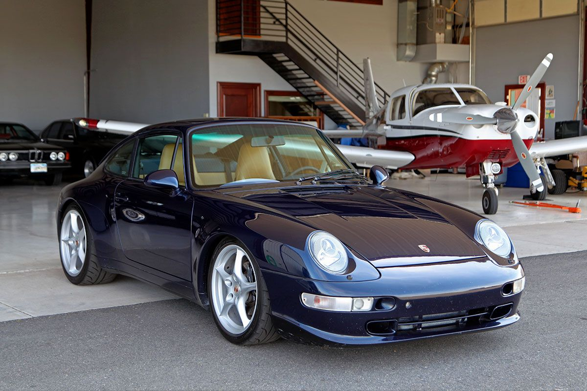 1997 Porsche (993) 911 Carrera (C2) Coupe