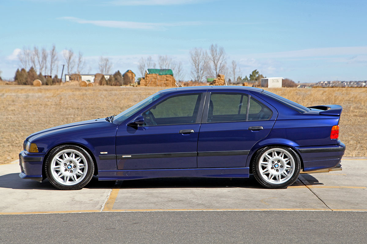 1998 bmw e36 supercharged 318i sedan glen shelly auto brokers denver colorado. Black Bedroom Furniture Sets. Home Design Ideas