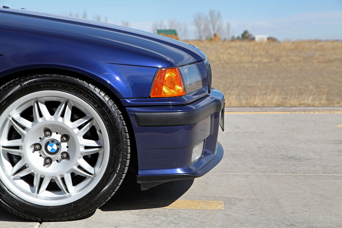 1998 BMW (E36) Supercharged 318i Sedan exterior photo