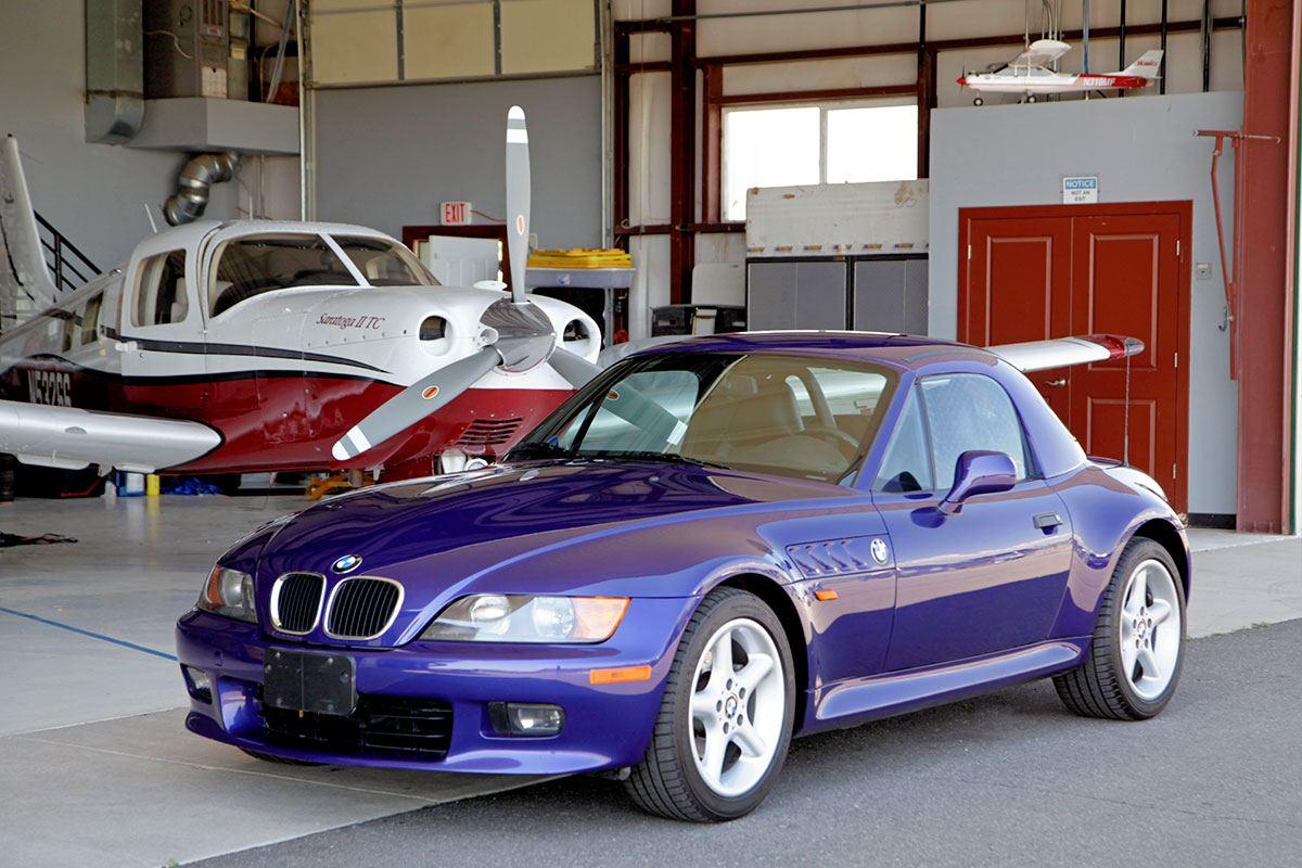 1998 Bmw Z3 Roadster Individual Glen Shelly Auto Brokers Denver Colorado