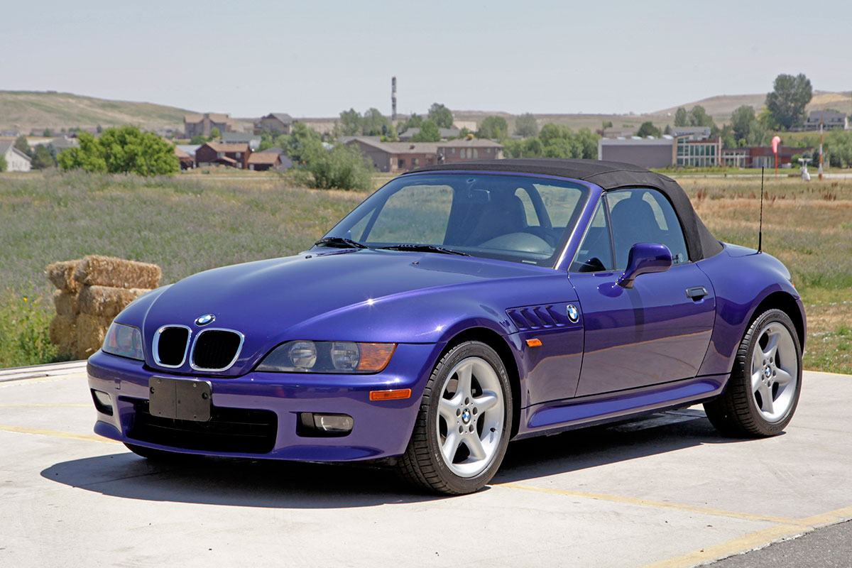 1998 Bmw Z3 Roadster Individual Glen Shelly Auto Brokers
