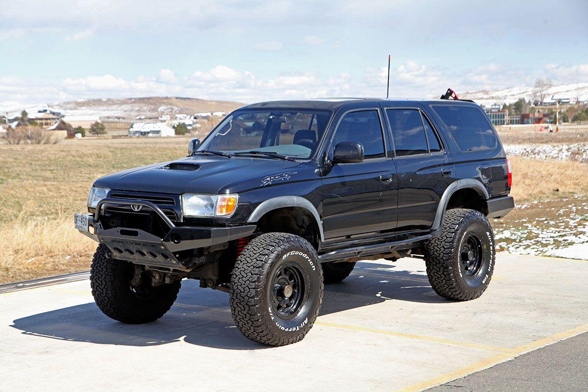 Road Runner Auto Sales >> 1998 Toyota 4Runner Limited 4X4 V6 | Glen Shelly Auto Brokers — Denver, Colorado