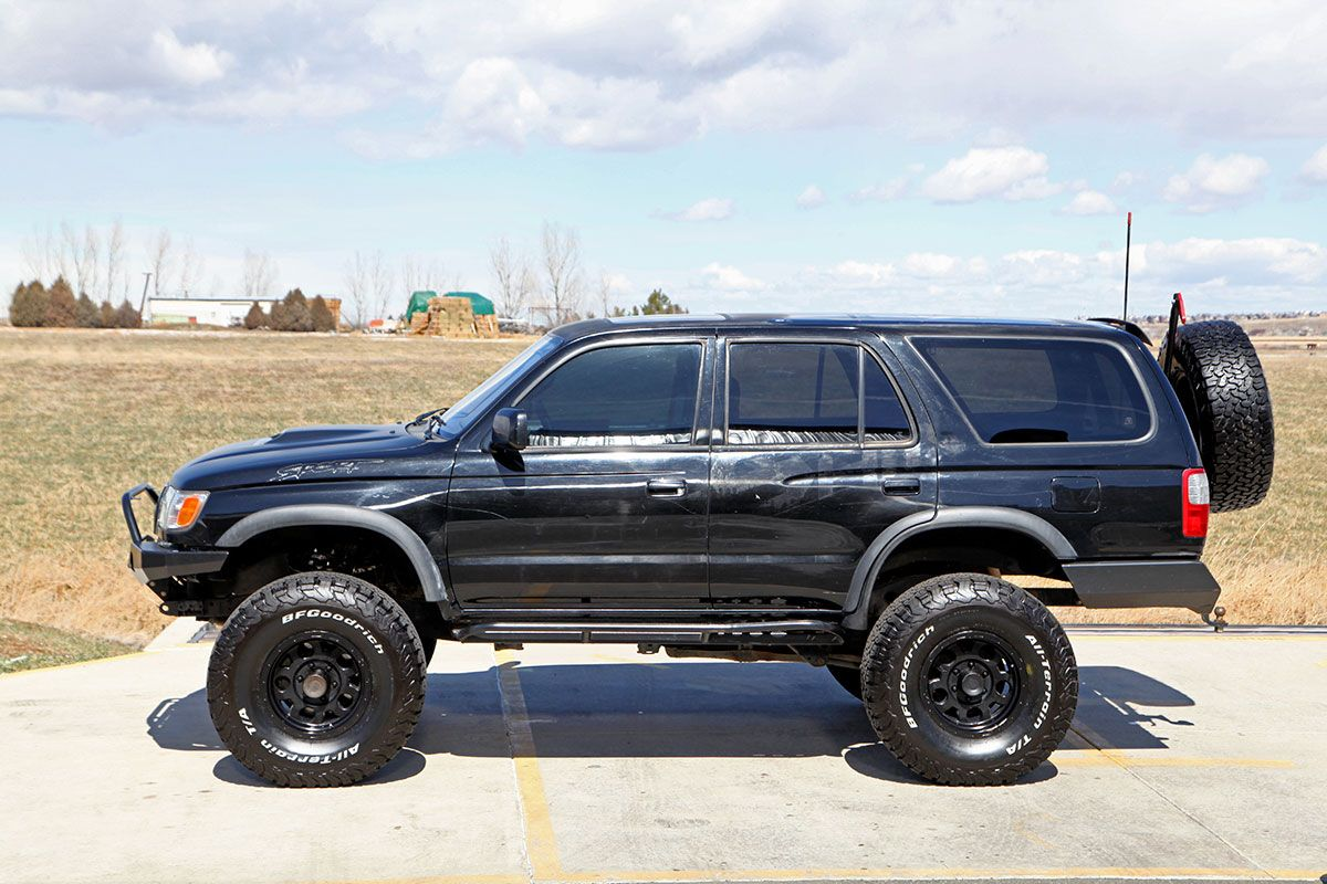 Road Runner Auto Sales >> 1998 Toyota 4Runner Limited 4X4 V6 | Glen Shelly Auto ...