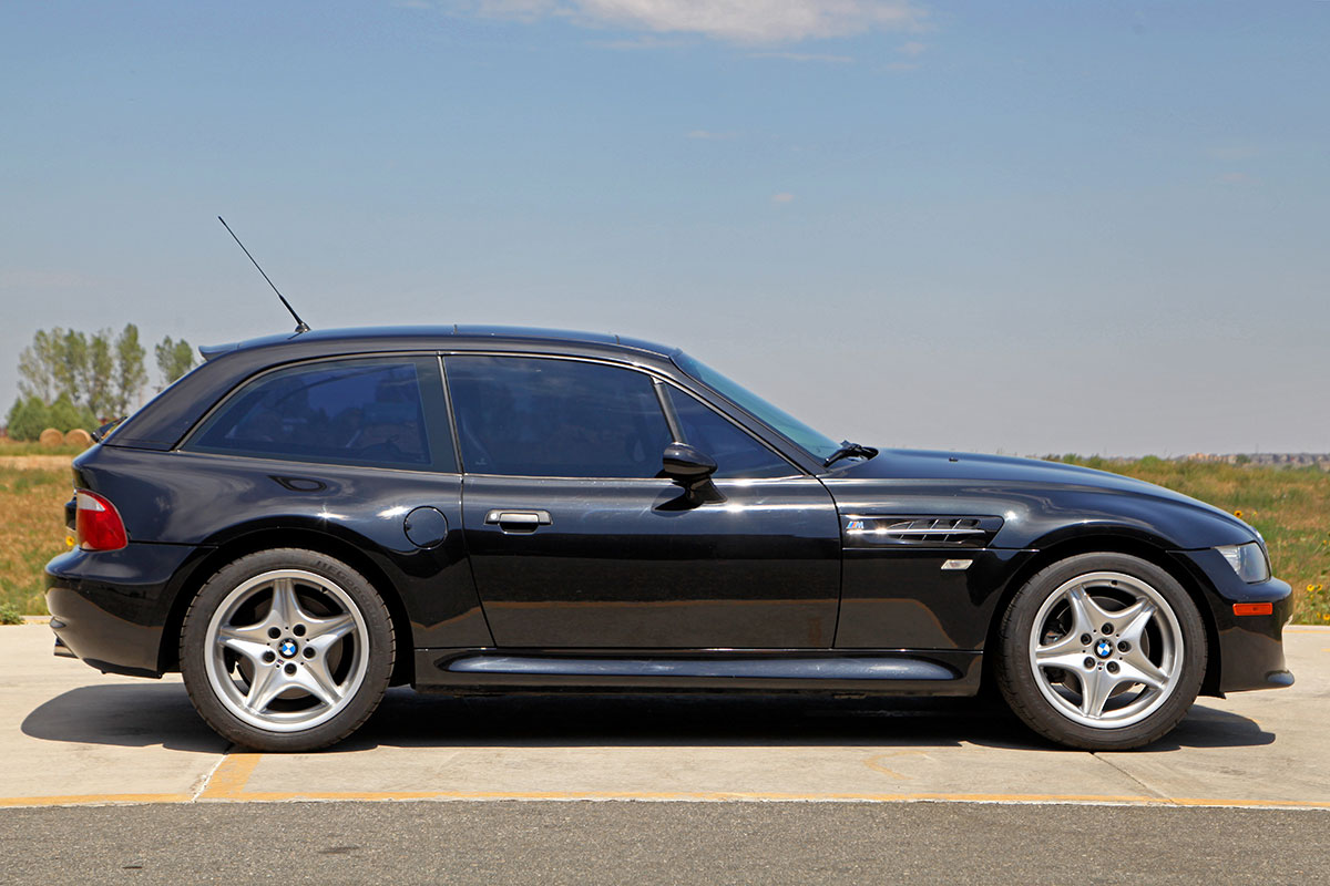2000 BMW M Coupe exterior photo