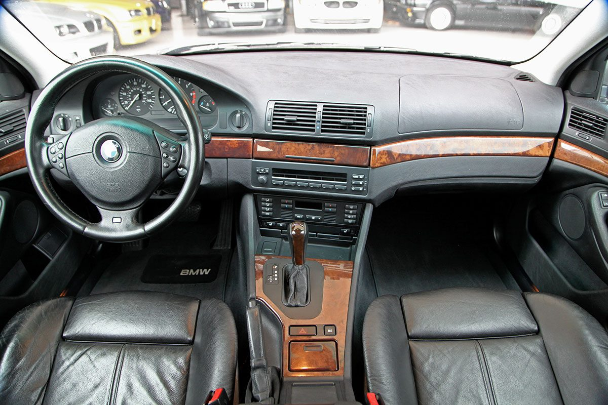 2001 Bmw 540i Sport Wagon Touring Glen Shelly Auto