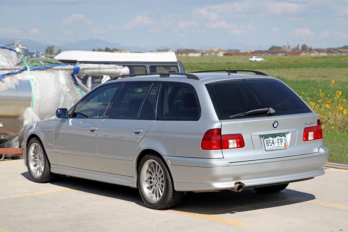 2001 bmw 540i sport wagon touring glen shelly auto brokers denver colorado. Black Bedroom Furniture Sets. Home Design Ideas