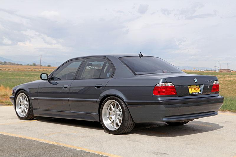 2001 Bmw 740i M Sport Glen Shelly Auto Brokers Denver