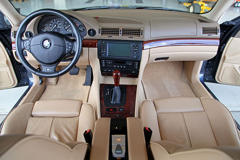 2001 Bmw 740il Interior Pictures Billingsblessingbags Org