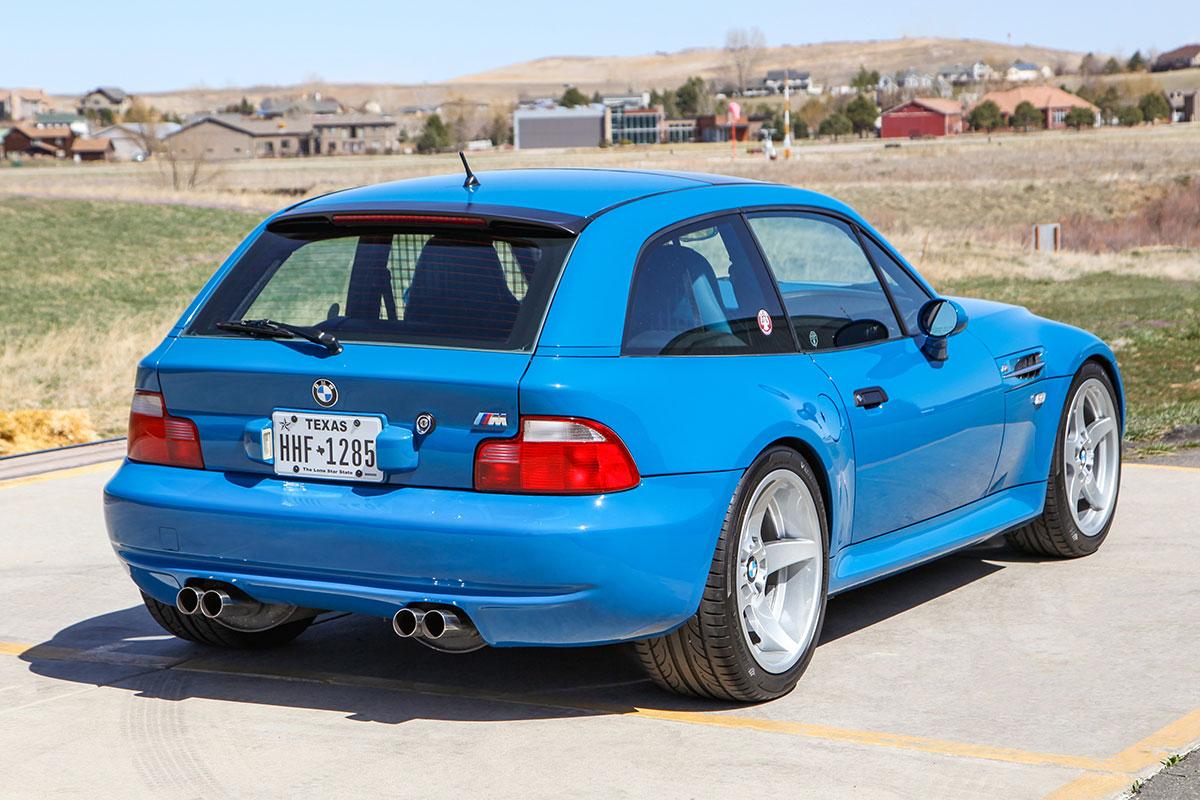 2001 Bmw M Coupe Glen Shelly Auto Brokers Denver Colorado