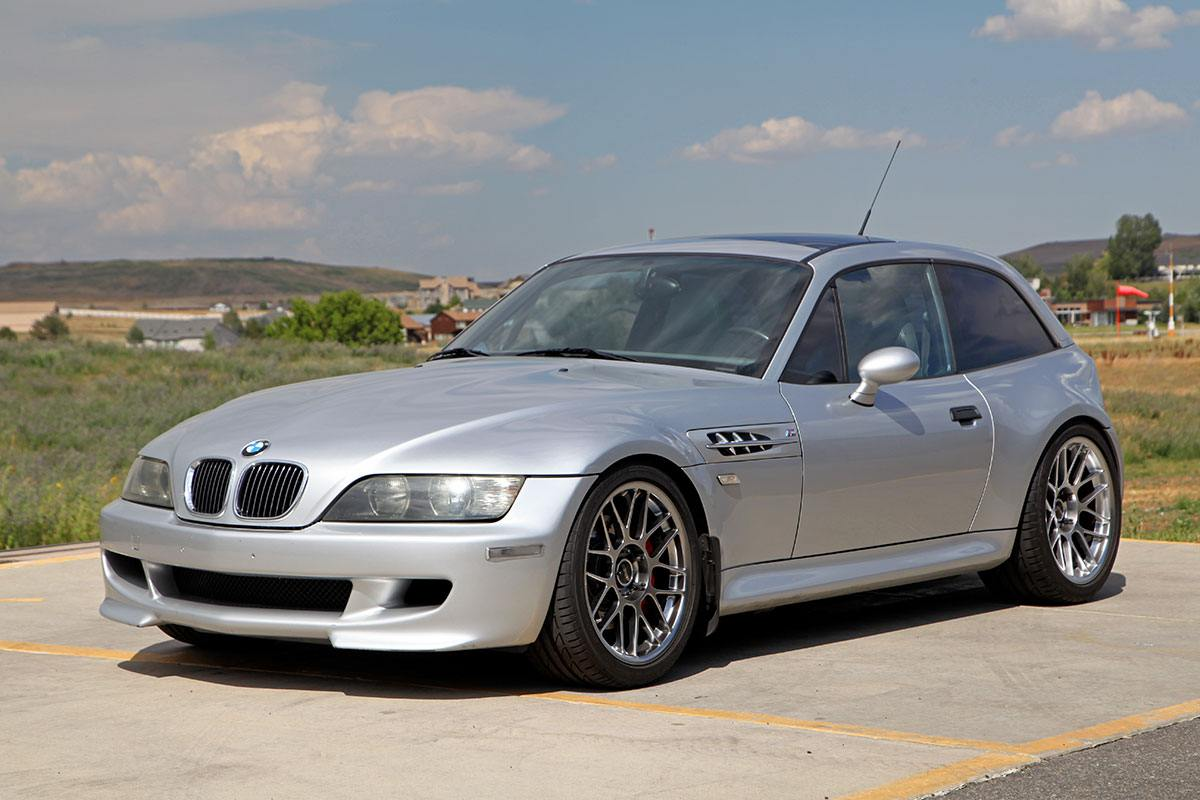 BMW Convertible 2001 bmw m roadster 2001 BMW M Coupe | Glen Shelly Auto Brokers — Denver, Colorado