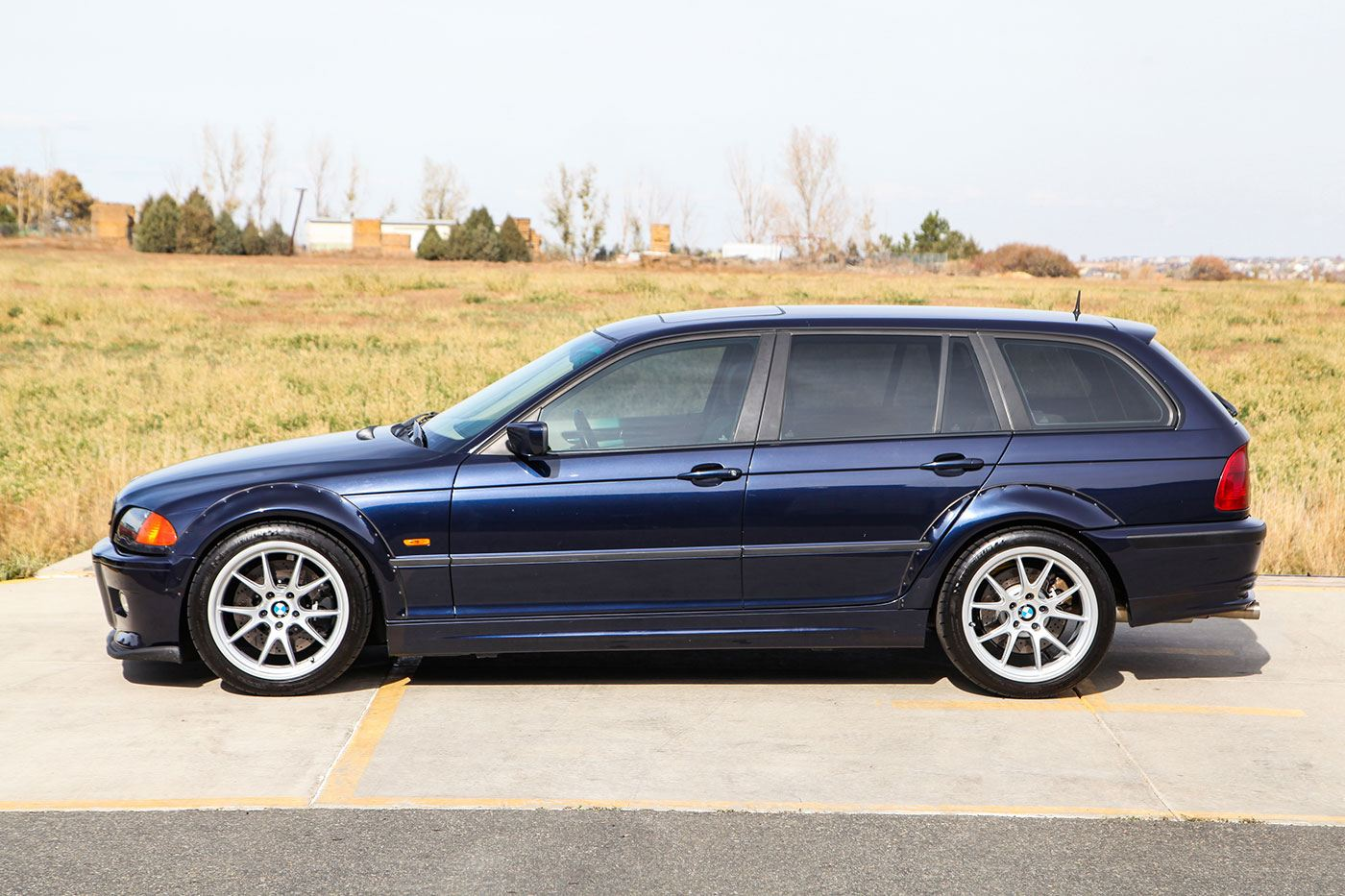 2001 BMW (E46) S54-Powered 325Xi Sport Wagon