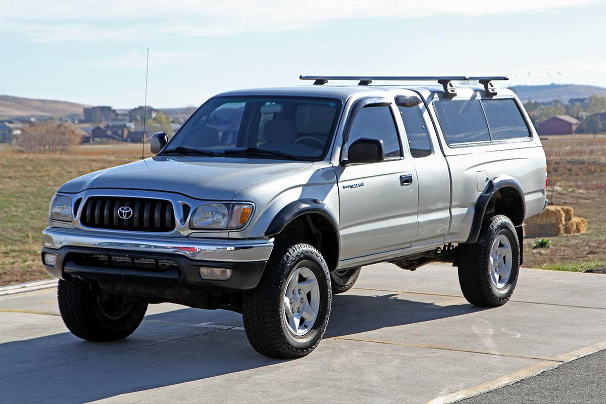 Colorado Springs Toyota >> 2001 Toyota Tacoma 4X4 Extra Cab TRD Off Road SR5 | Glen ...