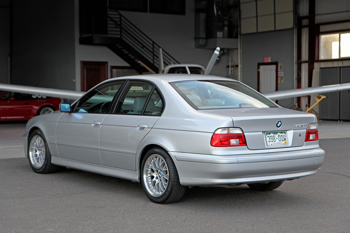 Service Manual Tire Pressure Monitoring 2003 Bmw 530 On