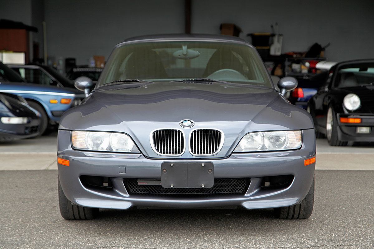 2002 BMW M Roadster exterior photo