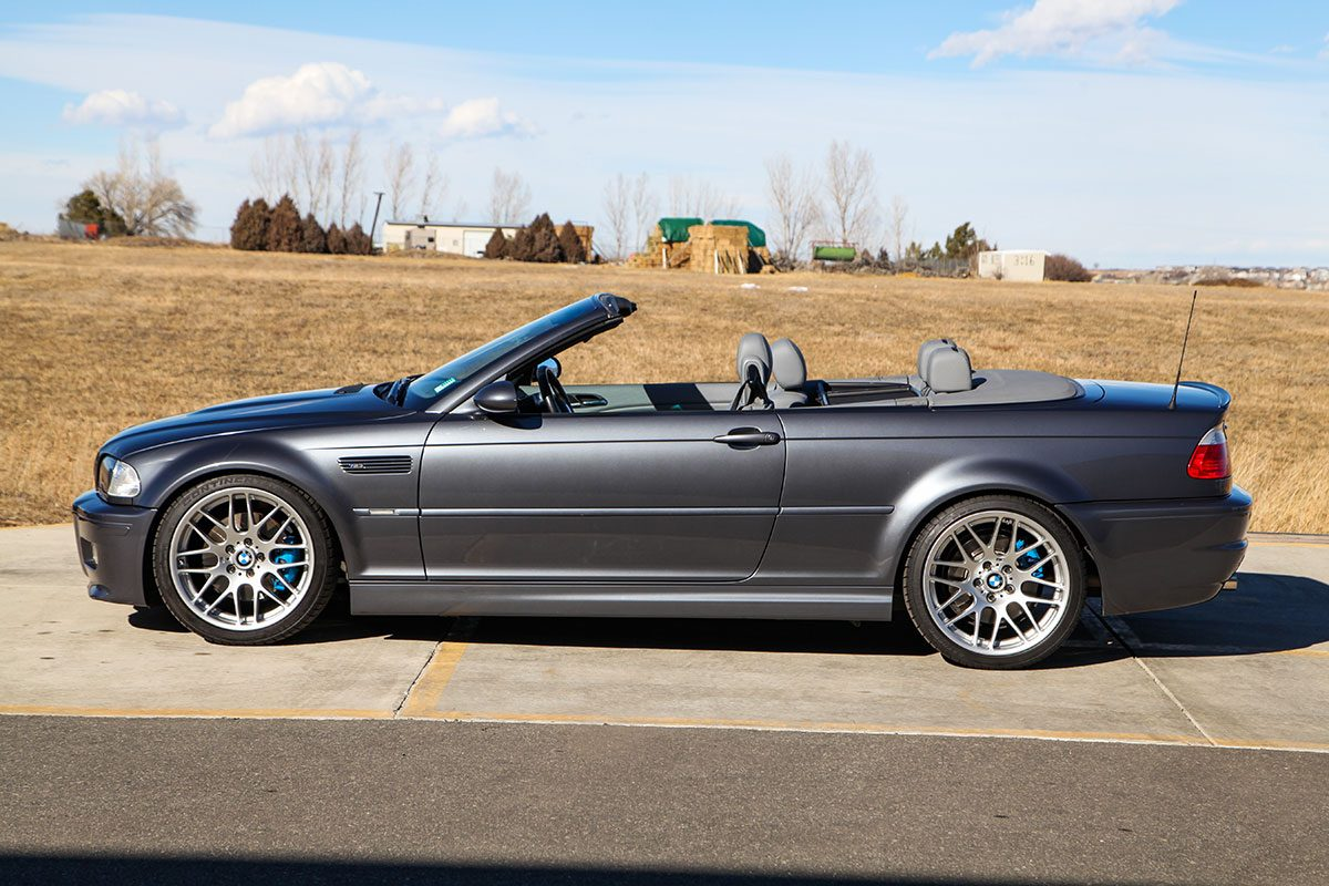 2002 BMW (E46) M3 Convertible AA Supercharger
