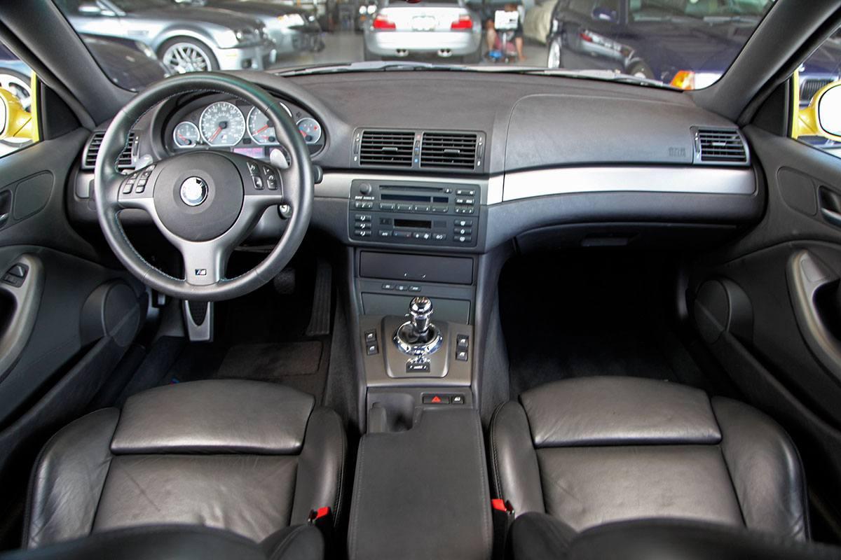 2002 Bmw E46 M3 Coupe Glen Shelly Auto Brokers