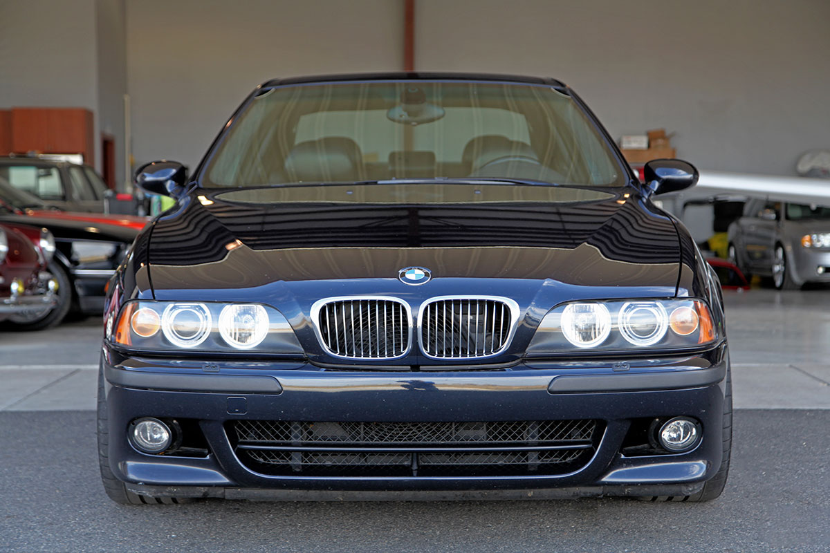... 2002 BMW Dinan M5 ...