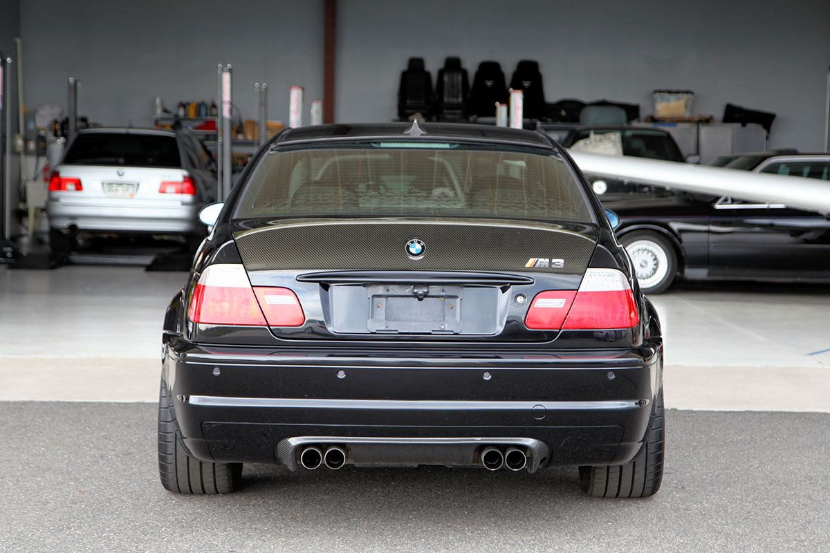 2003.5 BMW (E46) M3 Coupe