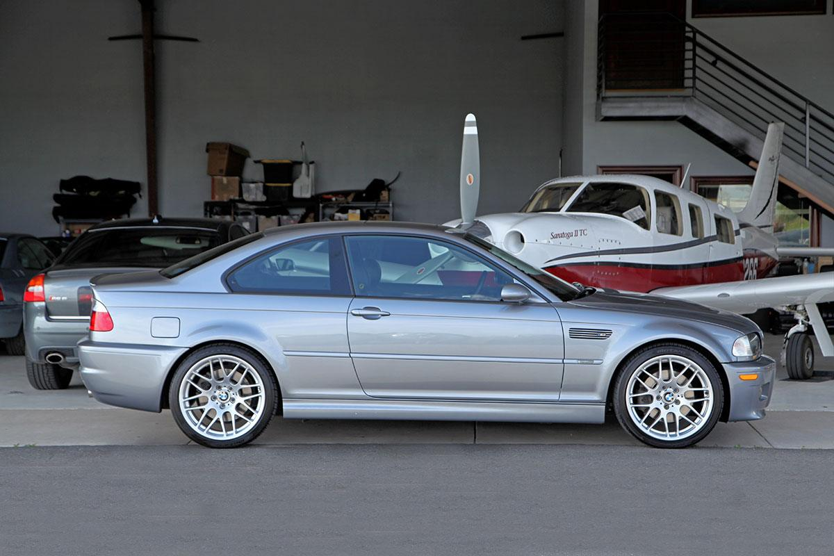 2003 BMW (E46) M3 Coupe