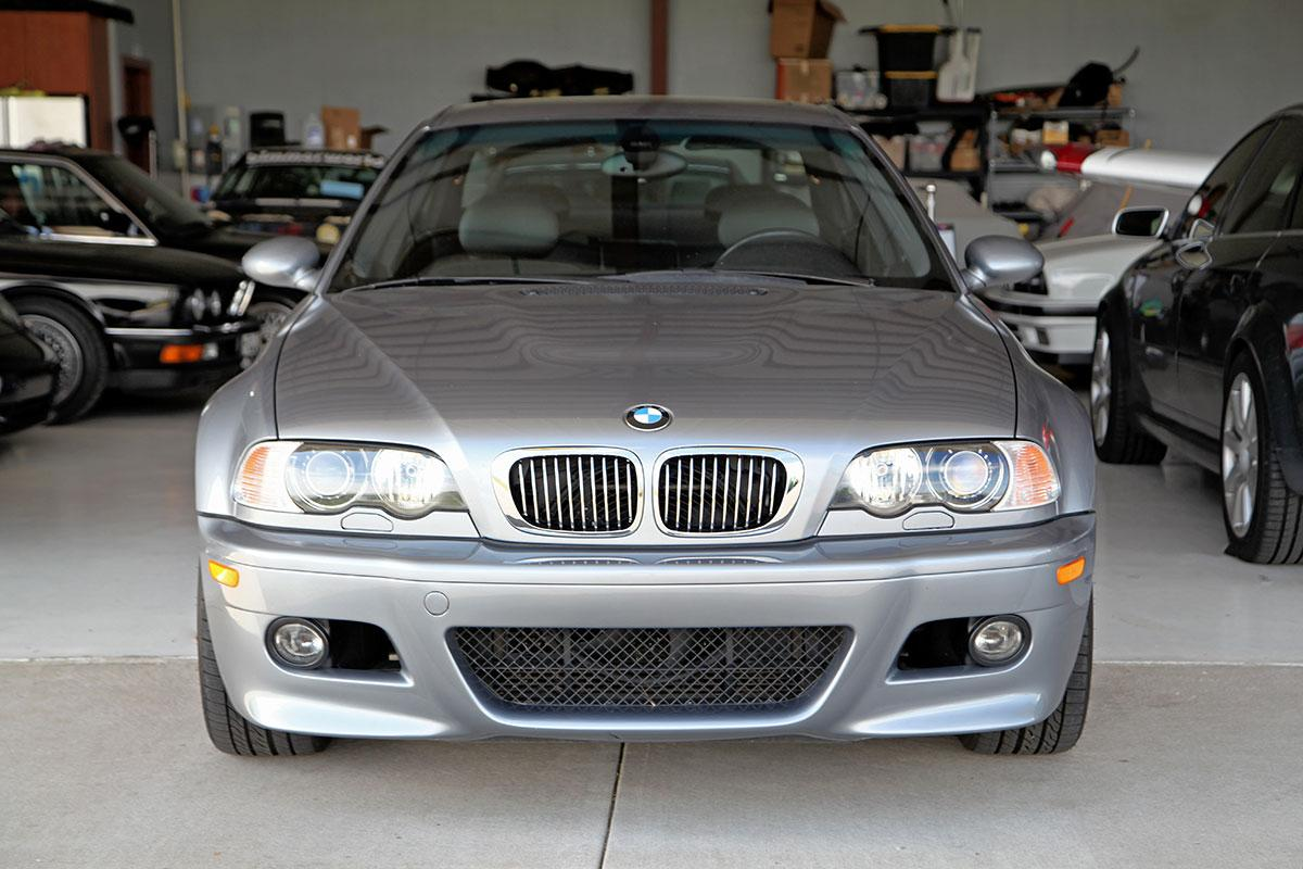 2003 BMW (E46) M3 Coupe exterior photo