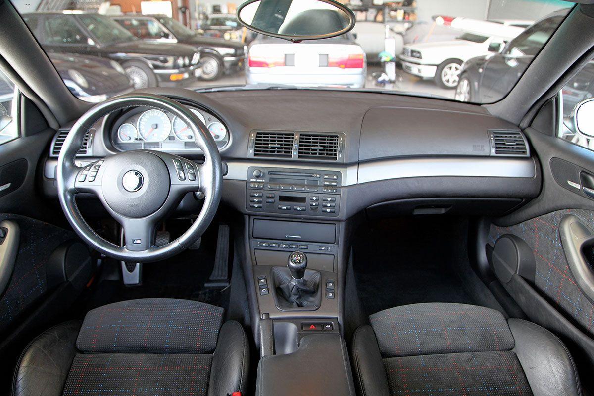 Perfect ... 2003 BMW (E46) M3 Coupe ...
