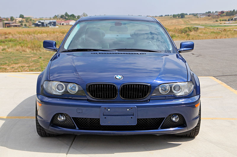2004 BMW 325Ci exterior photo