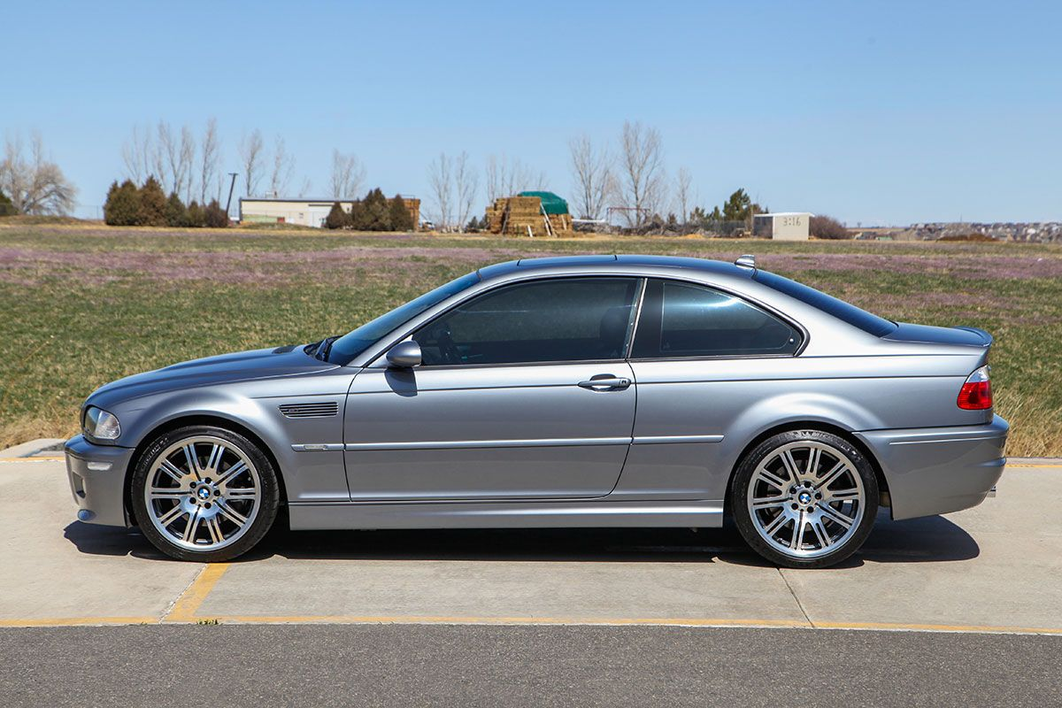 2004 BMW (E46) M3 Coupe exterior photo