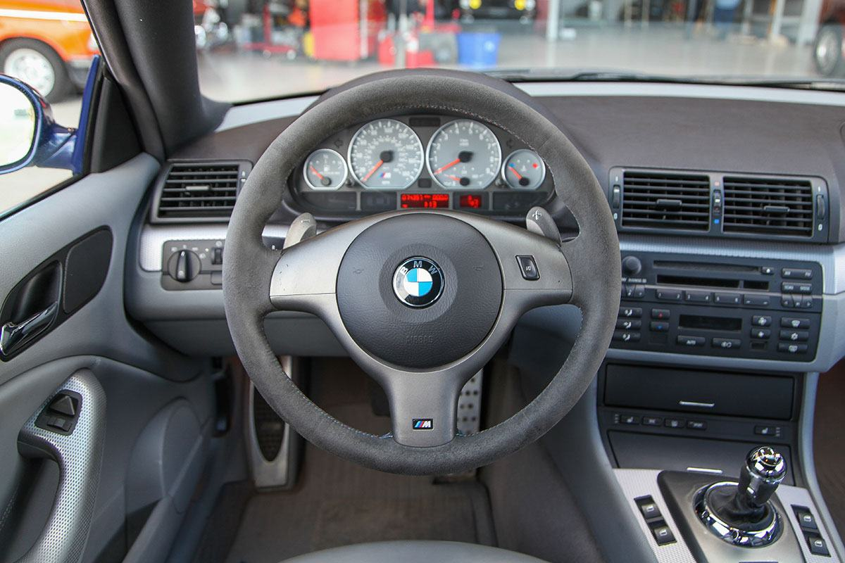 2006 BMW (E46) M3 Coupe Competition Package (ZCP)
