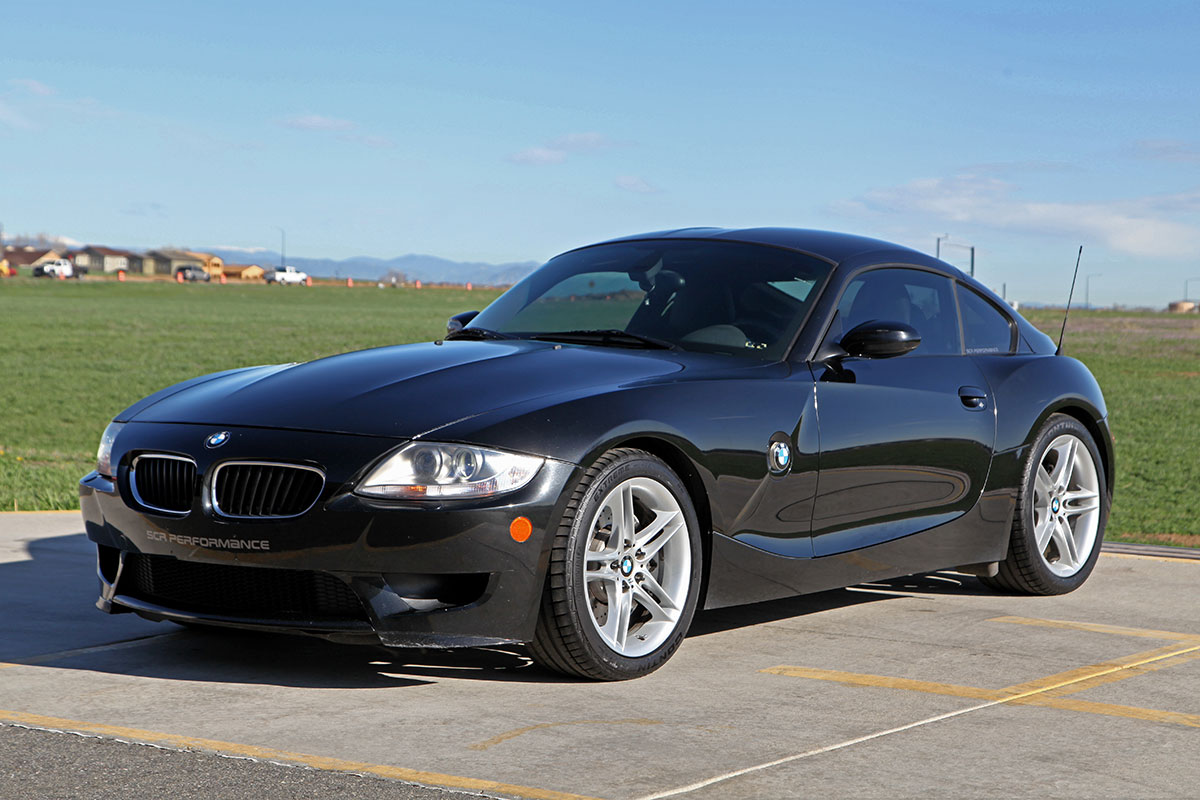 2007 BMW Z4 M Coupe