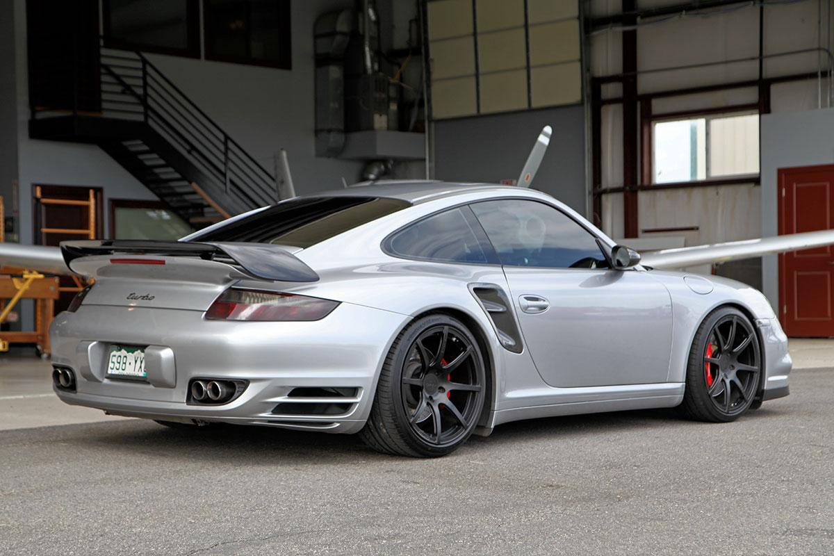2007 Porsche 911 997 1 Turbo Glen Shelly Auto Brokers Denver Colorado