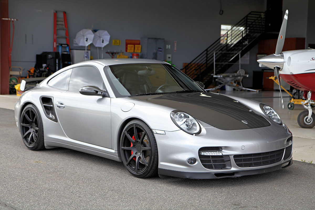 2007 Porsche 911 9971 Turbo Glen Shelly Auto Brokers