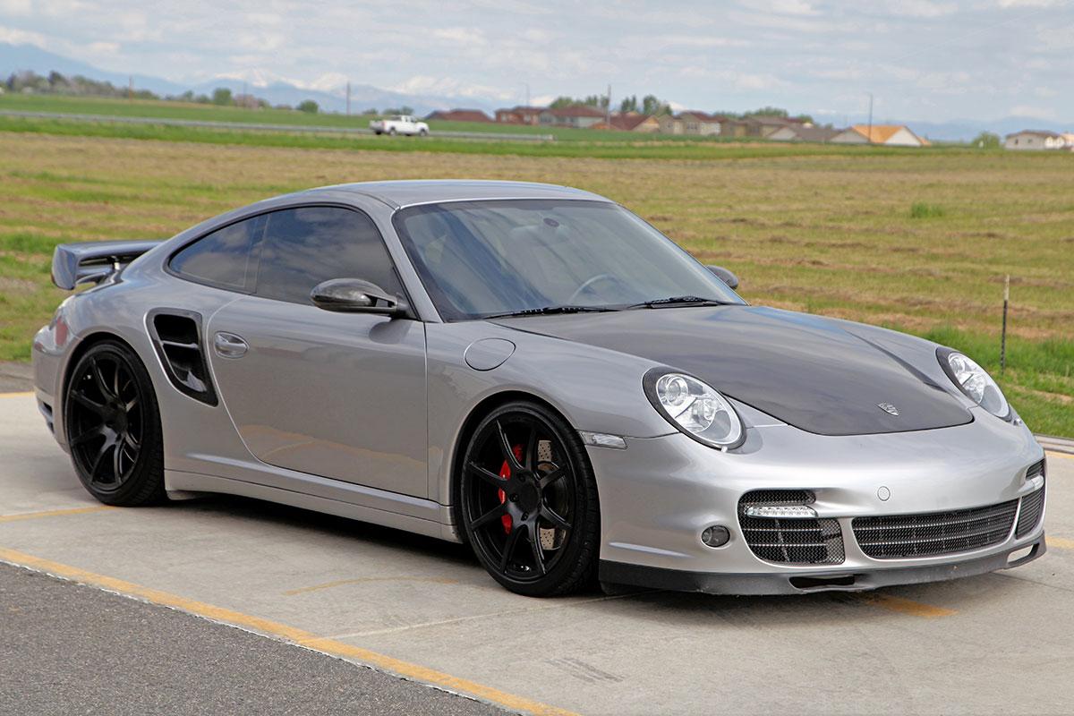 2007 Porsche 911 997 1 Turbo Glen Shelly Auto Brokers