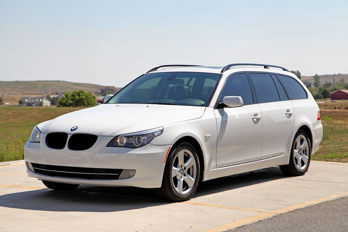 2008 E61 Bmw 535xi Sport Wagon Glen Shelly Auto