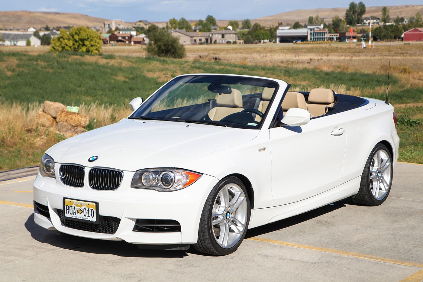 2011 BMW 135i Convertible M Sport