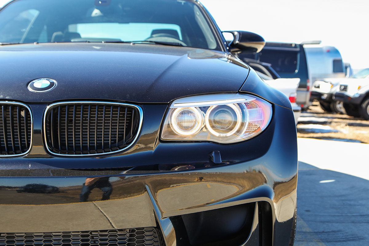 2011 BMW (E82) 1 Series M Coupe (1M Coupe)