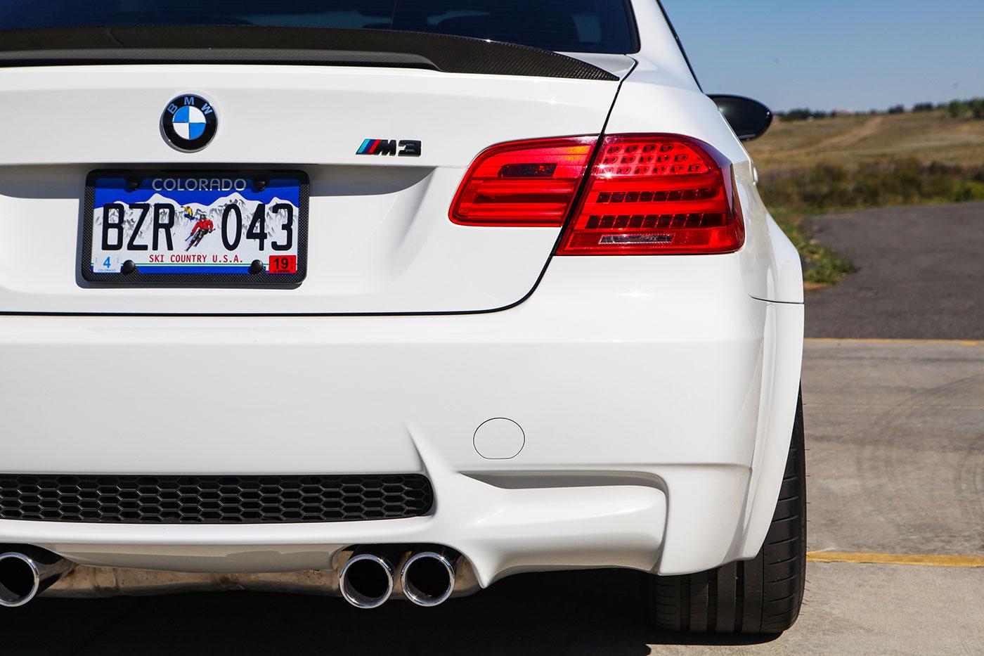 2011 BMW E92 M3 ZCP | Glen Shelly Auto Brokers — Denver
