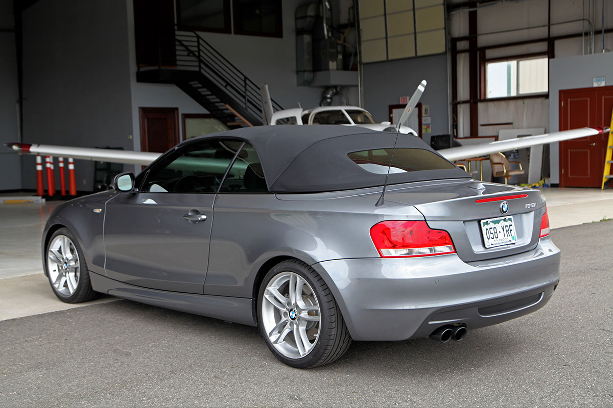 2012 BMW 135i Convertible M Sport