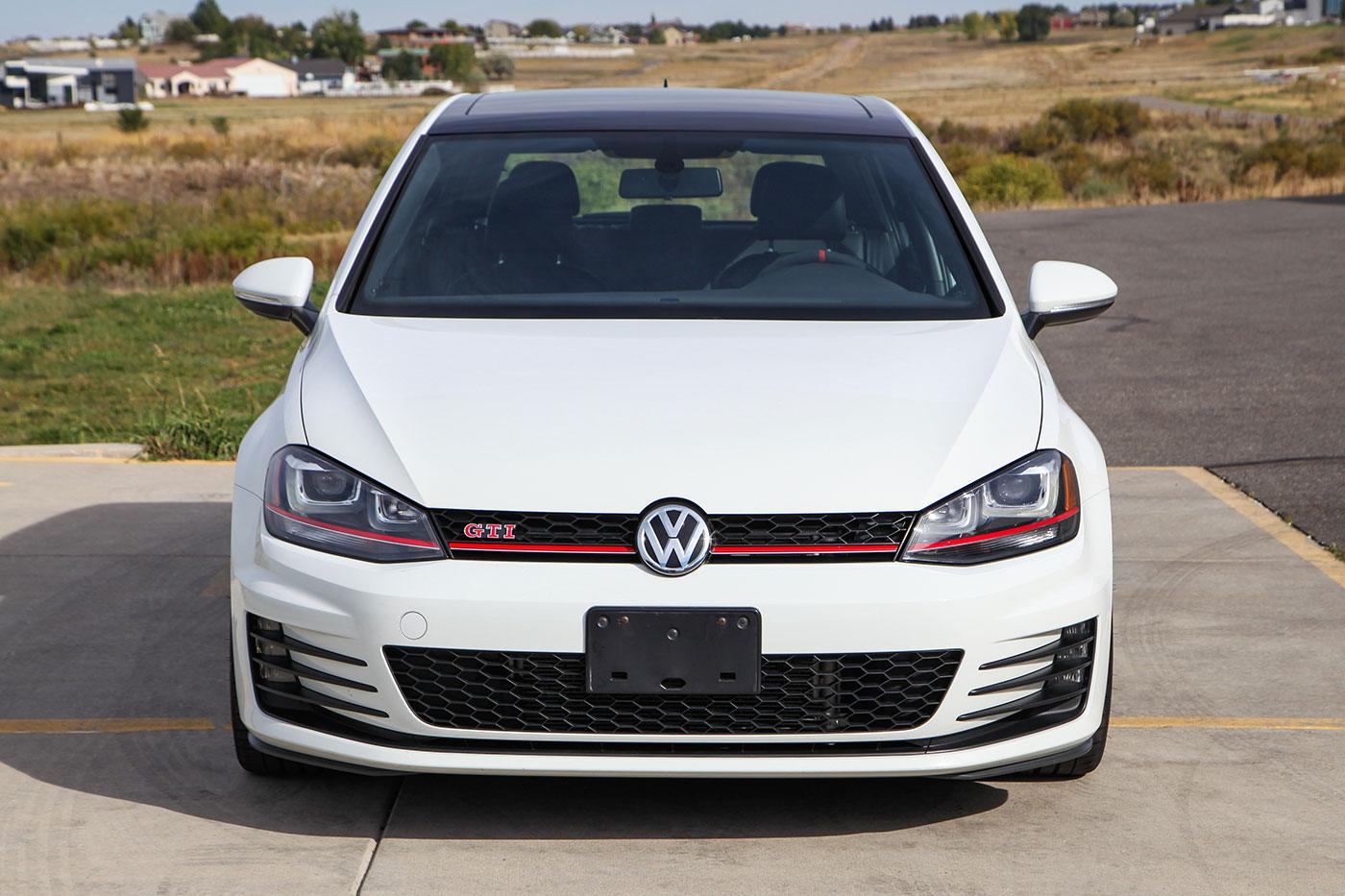 2016 Volkswagen GTI SE Performance Pack